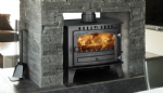 Hunter Herald 14 Double Sided Stove 9-17kw
